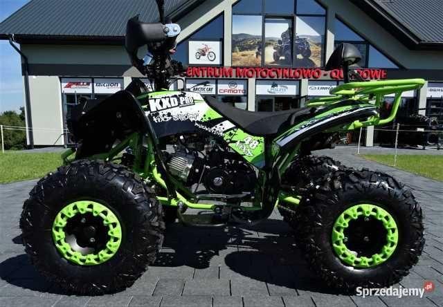 produs nou: atv  nitro quad warrior 125cc new germany 2020! ! 4