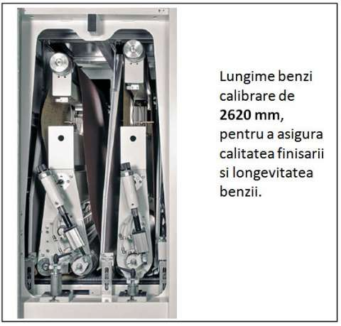 masina industriala de calibrat maxima 2rk - sicar 5