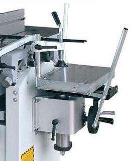 masina universala de tamplarie cu 5 operatii bravissima - sicar 2