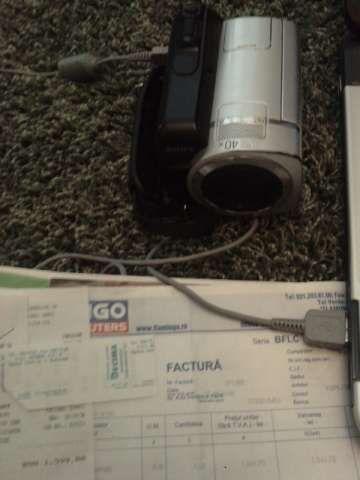vand, camera, video, sony, dcr- sr35 12
