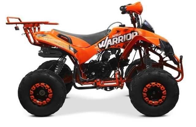 produs nou: atv  nitro quad warrior rs 125cc 2021 2
