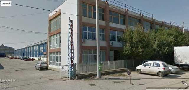hala industriala 4. 665 mp + teren 8. 500 mp 1