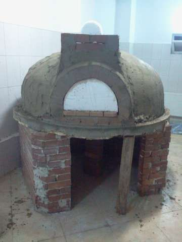 construiesc cuptoare pizza, paine, bbq, seminee, beciuri piatra( caramida) 3