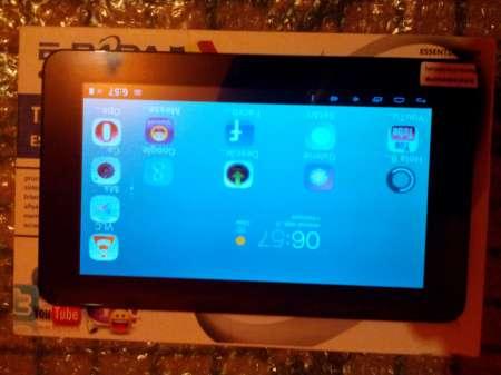 "tableta pc android 4. 1. 1 eboda essential a 200 ecran 7"" 4"