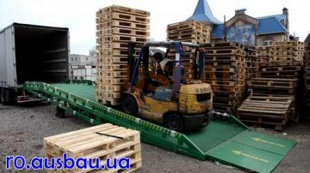 rampa mobila de ridicare hidraulica ausbau 3