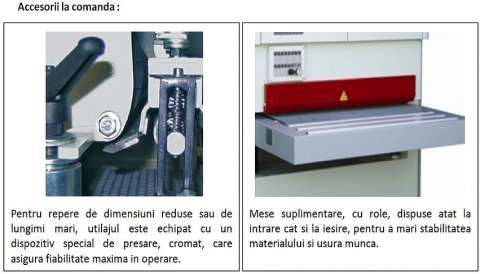 masina industriala de calibrat maxima 2rk - sicar 2