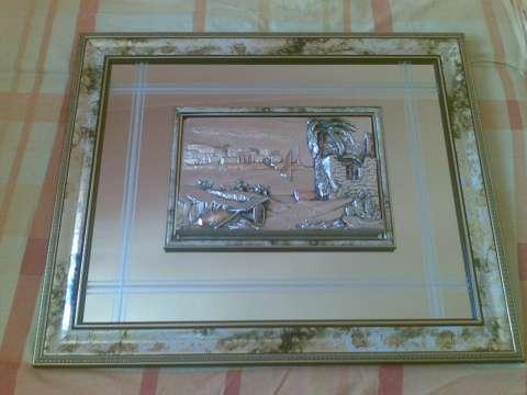 vand tablou din argint 925 lm italia 3