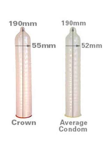 vand prezervative crown 2