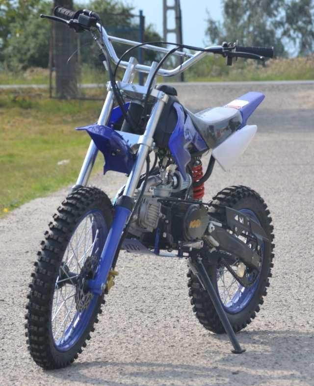 motocross db607 125cc automata 14/ 12 2