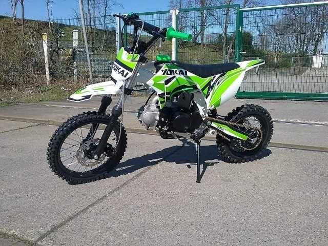 motocross yokai 110cc automat 12/ 10 import germany 2020! ! 3