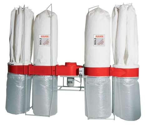 aspiratoare pentru rumegus si praf cu 4 saci ft 504 holzmann 1
