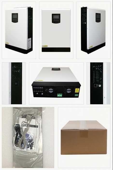 invertor solar automat mppt ( 6