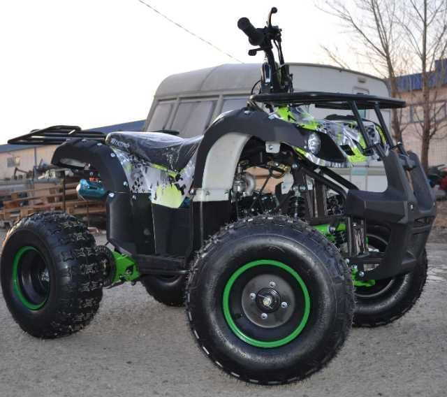 atv 125cc grizzly graffity deluxe automat 3