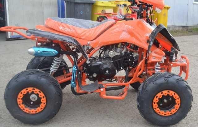 atv 125cc speedy sport deluxe 3
