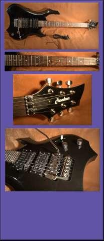 chitara electrica heavy metal 2