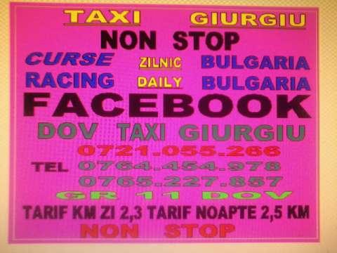 taxi giurgiu efectuiaza curse bucuresti aeroport tel 266 3