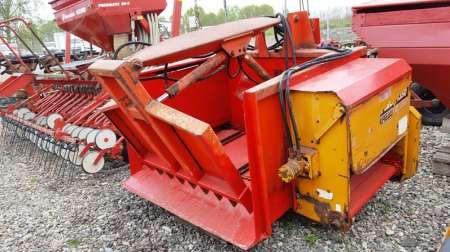 descarcator de siloz kuhn 2