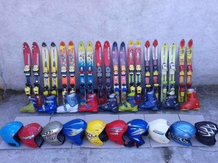 ski set complet pentru copii 1