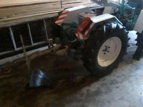 urgent tractor bertolini 320 l 871 cm 4x4 articulat 2