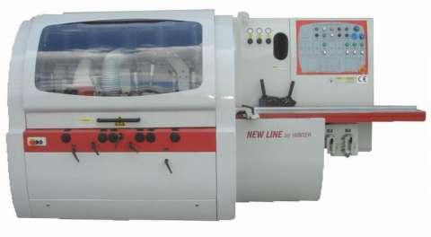 masina de prelucrat pe 4 fete profimax 4- 20 - winter 2