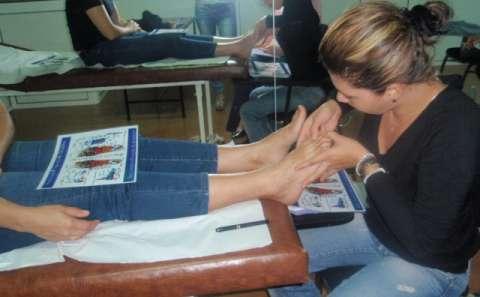 curs maseur/ reflexoterapie newinfo company ' ' club alice' ' 2