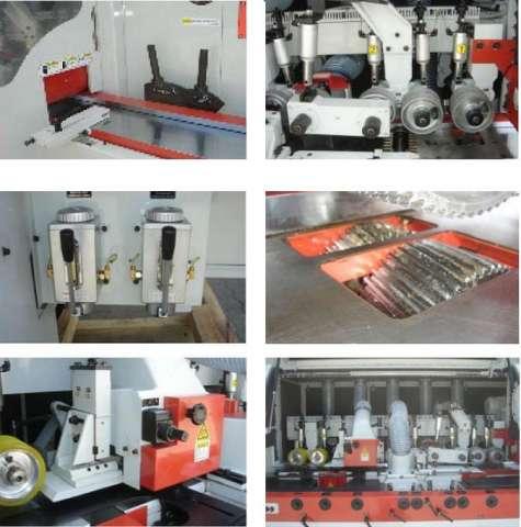 masina de prelucrat pe 4 fete cu 5 axe profimax 5- 20 - winter 3