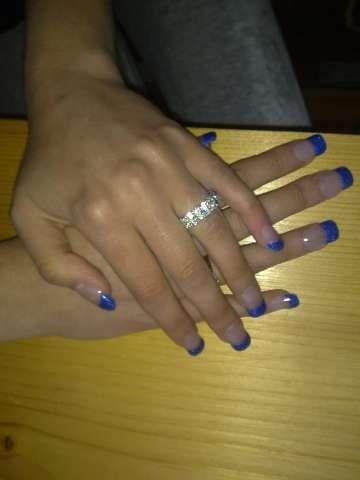 aplic unghii false cu gel, diverse modele 2