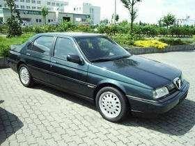 alfa romeo 164 design pininfarinna, v6 super, berlina 1