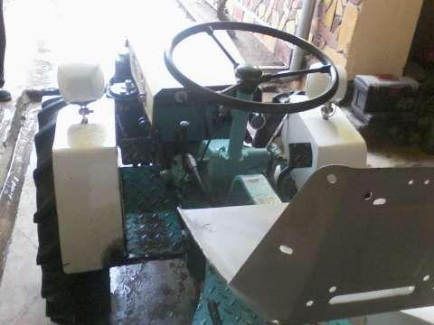 urgent tractor bertolini 320 l 871 cm 4x4 articulat 4