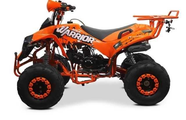 produs nou: atv  nitro quad warrior rs 125cc 2021 3