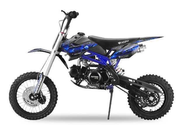 oferta: motocross sky 125cc manual 14/ 12 5