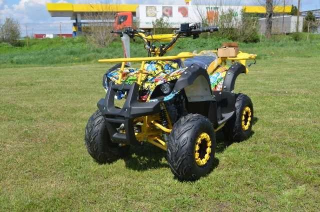 ! promotie ! atv kxd motors raptor full led m8, 2021, semi- automat 1