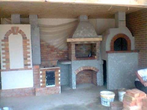 construiesc cuptoare pizza, paine, bbq, seminee, beciuri piatra( caramida) 8