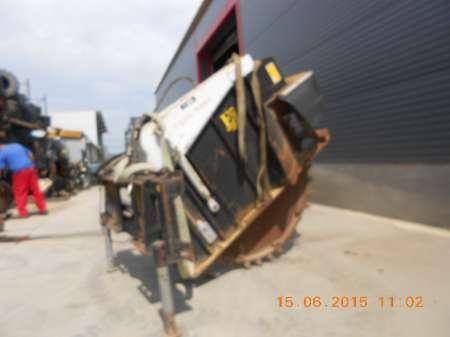 freza asfalt beton marca simex model t600 2