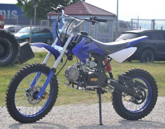 motocross db607 125cc automata 14/ 12 3