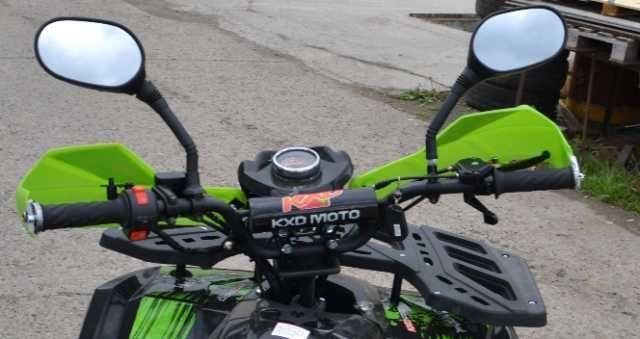 atv  nitro quad marshh 125cc import germania 2020! ! 6