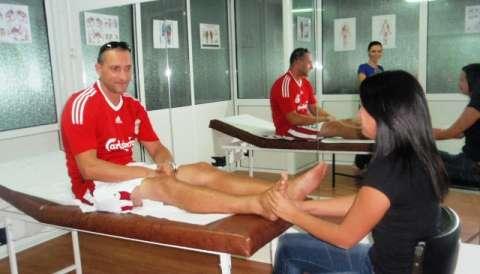 curs maseur/ reflexoterapie newinfo company ' ' club alice' ' 1