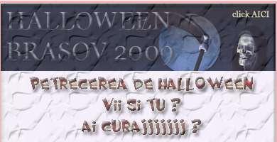 petrecere halloween brasov 1