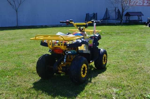 ! promotie ! atv kxd motors raptor full led m8, 2021, semi- automat 3