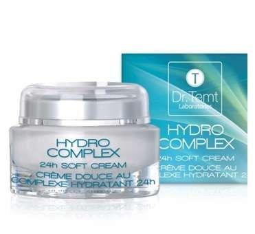crema hidro complex intens hidratanta cu doua tipuri de molecule de acid hialuronic dr. temt 1