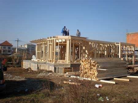 casa pe structura din lemn 2