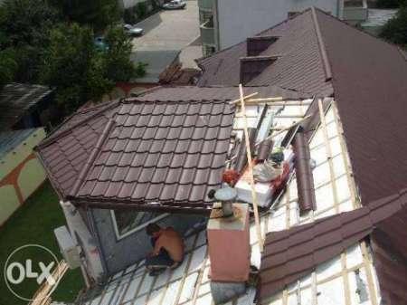 acoperisuri si reparatii! 2