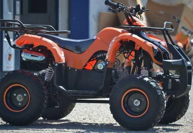 atv ege of toronto 125cc, 3g7 tractiune 4w2 4