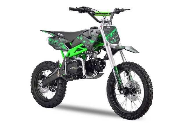 oferta: motocross sky 125cc manual 14/ 12 6