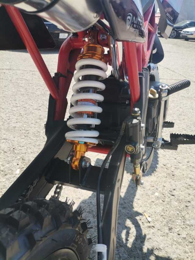 oferta: motocross sky 125cc manual 14/ 12 7