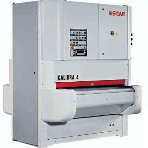 masina industriala de calibrat calibra 2rt - sicar 1
