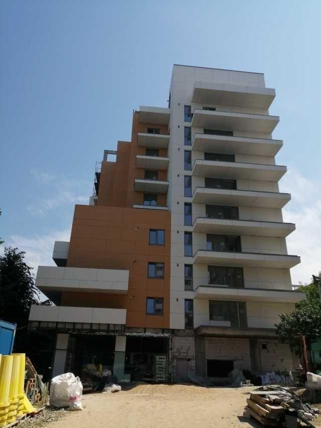 apartament 2 camere bloc nou lux city mall bd. lapusneanu 1