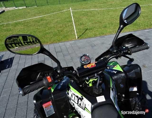 produs nou: atv  nitro quad warrior 125cc new germany 2020! ! 6