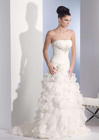 rochie de mireasa danica by best bride 1