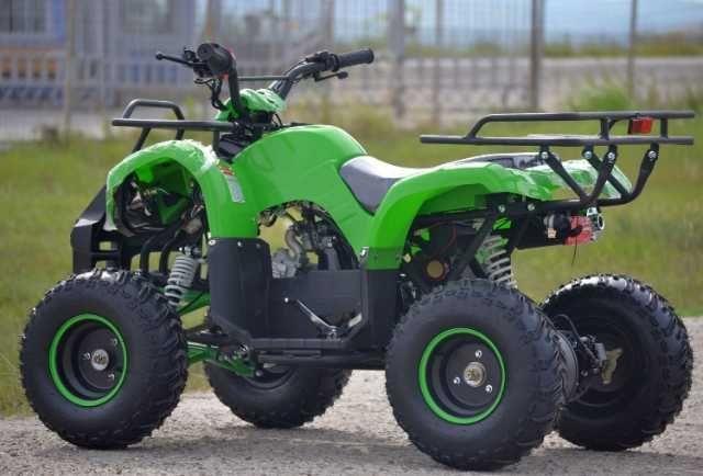 atv ege of toronto 125cc, 3g7 tractiune 4w2 6